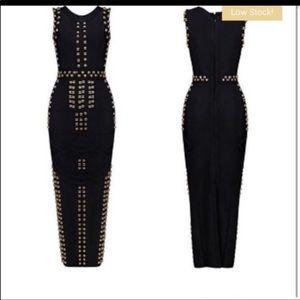 Top Shop Bandaged dress